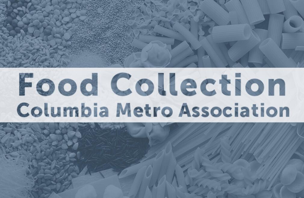 Food Collection-Columbia Metro Association