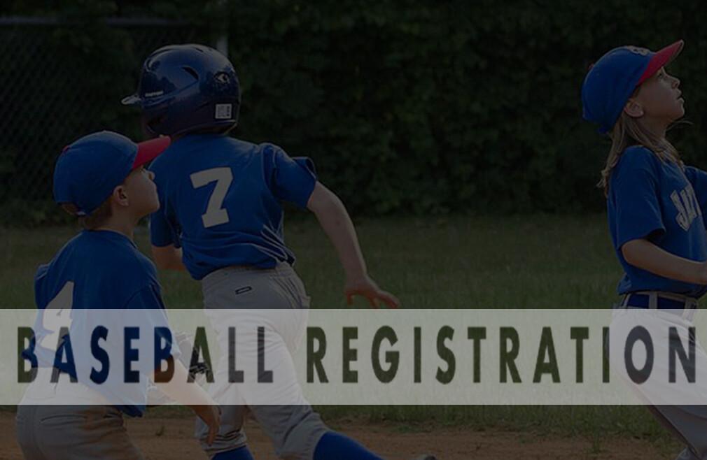 Spring Baseball Registration