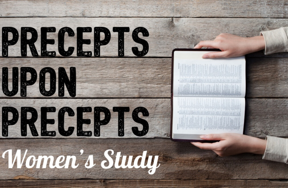 Precept Bible Study
