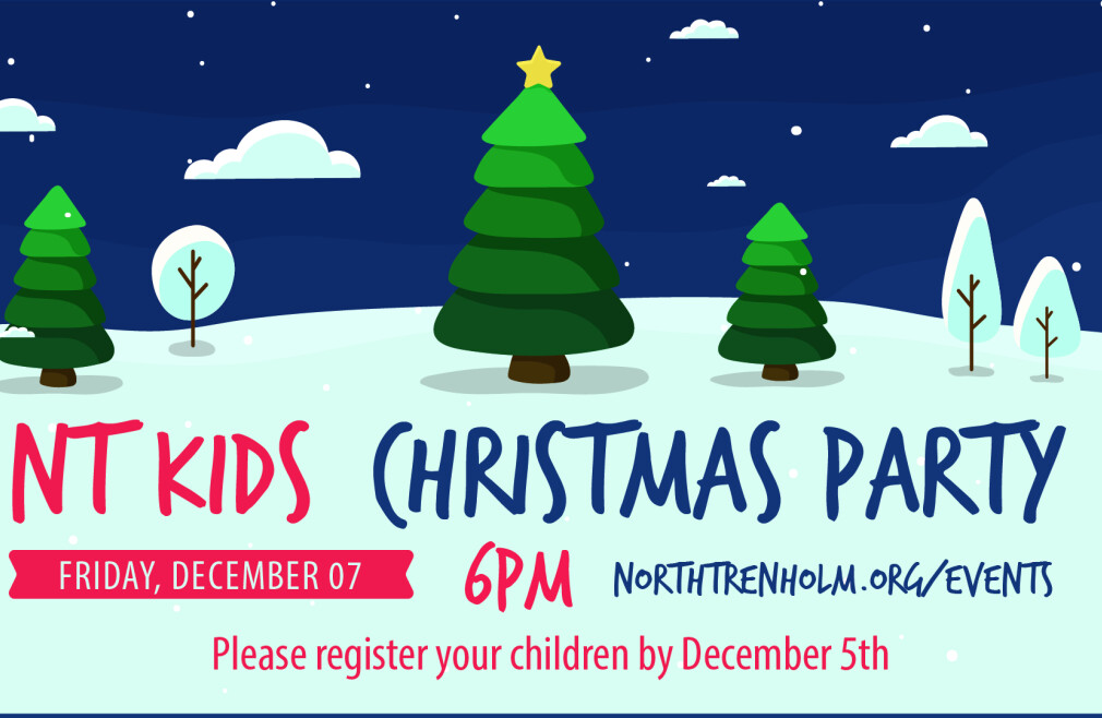 NT Kids Christmas Party